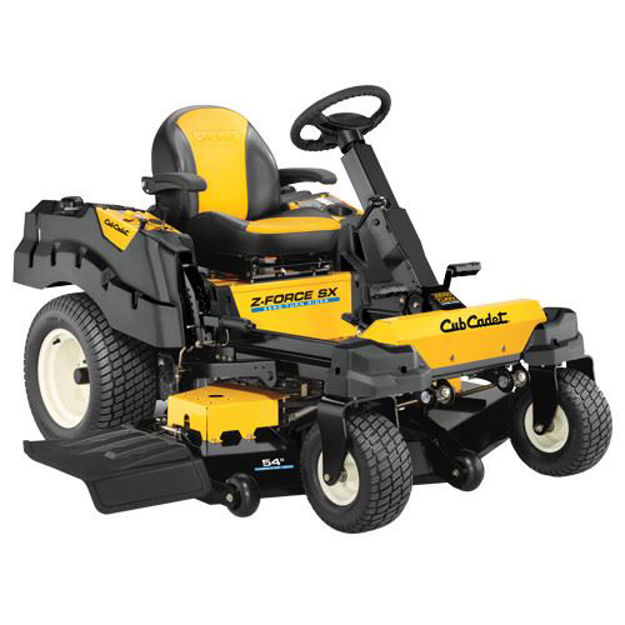 Picture of CUB CADET Z FORCE SX 54'' KAWASAKI ENGINE